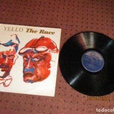 Discos de vinilo: YELLO - THE RACE - MAXI - SPAIN - FONTANA - REF 870 330-1 - LV -. Lote 254509295