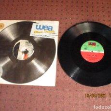 Discos de vinilo: GINO SOCCIO - TURN IT AROUND - MAXI - ITALIA - ATLANTIC - REF 78 6960-0 - LV -. Lote 254511040