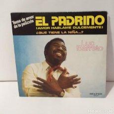 Discos de vinilo: EL PADRINO LUC BARRETO 1972. Lote 254521270
