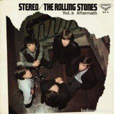 Discos de vinilo: THE ROLLING STONES – VOL. 5 AFTERMATH / PRIMERA EDICIÓN /FIRST JAPAN -EDITION. Lote 254522330