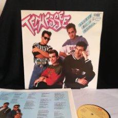 Discos de vinilo: LP TENNESSEE- LLUEVE EN MI CORAZÓN, 1991 ESPAÑA. Lote 254527745