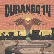 Discos de vinilo: DURANGO 14 GIGANTE PANAMERICANA (LP) . VINILO GARAGE ROCK AND ROLL SURF. Lote 254528125