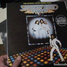 Discos de vinilo: BEE GEES.SATURDAY NIGHT FEVER.DOBLE LP.1977. Lote 254540670