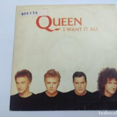 Dischi in vinile: QUEEN/I WANT IT ALL/SINGLE.. Lote 254543855
