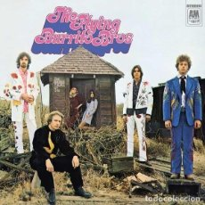 Discos de vinilo: LP THE FLYING BURRITO BROS THE GILDED PALACE OF SIN VINILO GRAM PARSONS COUNTRY ROCK BROTHERS. Lote 63085900