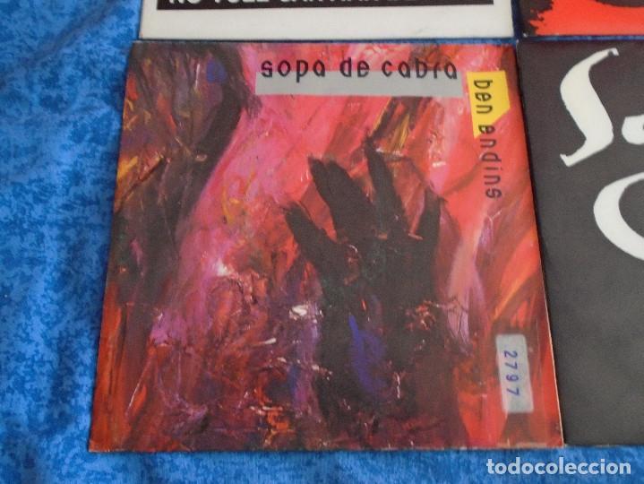 """Discos de vinilo: GRAN LOTE 6 DISCOS SINGLES VINILOS 7"""" SOPA DE CABRA ROCK & ROLL CATALAN EN CATALÀ MUY BUEN ESTADO !! - Foto 5 - 254561760"""