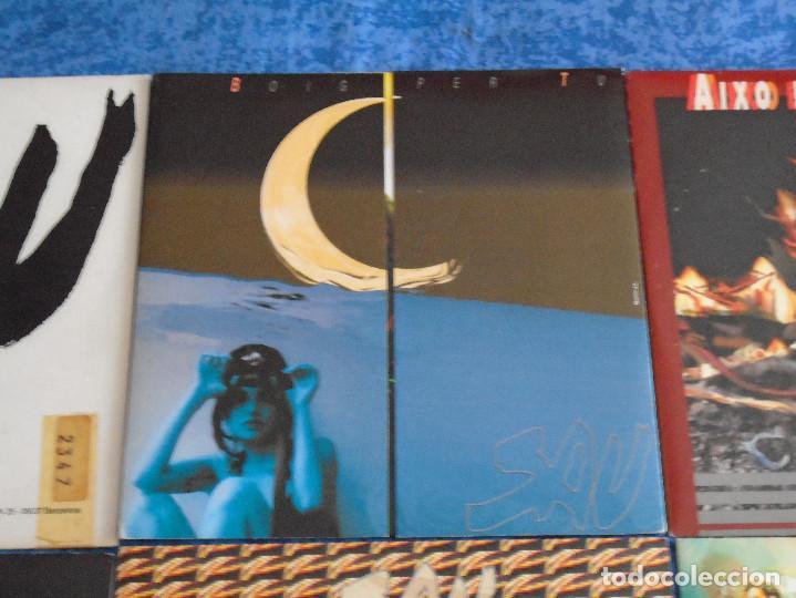 """Discos de vinilo: GRAN LOTE 6 DISCOS SINGLES VINILOS 7"""" SAU PROMOCION ROCK & ROLL CATALAN EN CATALÀ MUY BUEN ESTADO !! - Foto 3 - 254563010"""