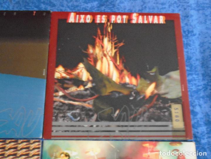 """Discos de vinilo: GRAN LOTE 6 DISCOS SINGLES VINILOS 7"""" SAU PROMOCION ROCK & ROLL CATALAN EN CATALÀ MUY BUEN ESTADO !! - Foto 4 - 254563010"""