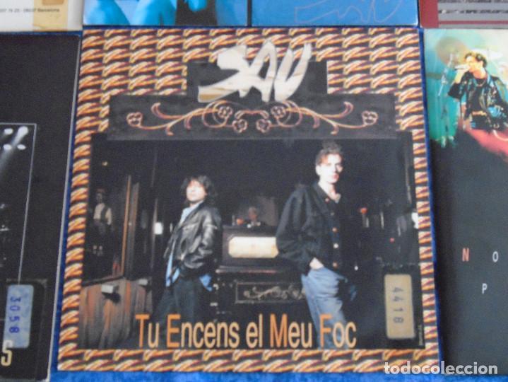 """Discos de vinilo: GRAN LOTE 6 DISCOS SINGLES VINILOS 7"""" SAU PROMOCION ROCK & ROLL CATALAN EN CATALÀ MUY BUEN ESTADO !! - Foto 6 - 254563010"""