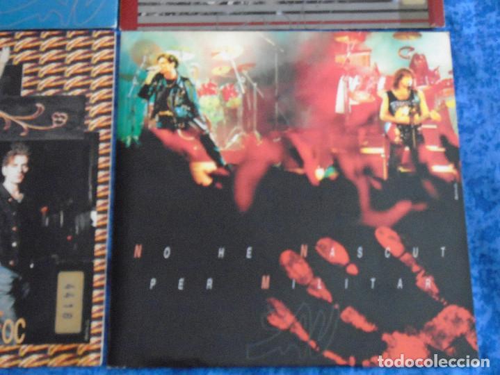 """Discos de vinilo: GRAN LOTE 6 DISCOS SINGLES VINILOS 7"""" SAU PROMOCION ROCK & ROLL CATALAN EN CATALÀ MUY BUEN ESTADO !! - Foto 7 - 254563010"""