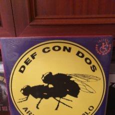 Discos de vinilo: DEF CON DOS / ARMAS PAL PUEBLO / TTAN TTAKUN IRRATIA 2014. Lote 254566725