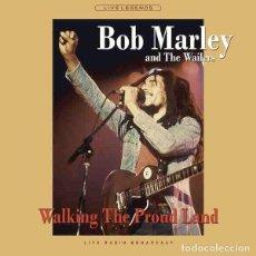 Discos de vinilo: BOB MARLEY & THE WAILERS WALKING THE PROUD LAND (LP) . VINILO DIRECTO REGGAE. Lote 254569585