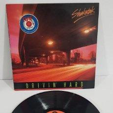 Discos de vinilo: SHAKATAK DRIVIN´HARD. Lote 254584660