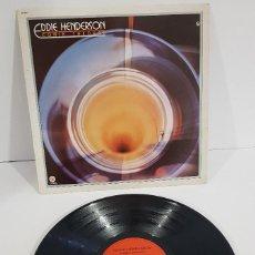 Discos de vinilo: EDDIE HENDERSON COMIN´THROUGH. Lote 254594470