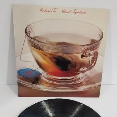 Discos de vinilo: RICHARD TEE. NATURAL INGREDIENDS. Lote 254608150