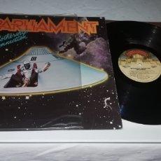 Discos de vinilo: PARLIAMENT MOTHERSHIP CONNECTION CASABLANCA RECORDS 1975. DISCO LP VINILO.. Lote 254608550