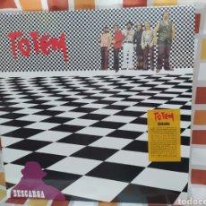 Discos de vinilo: TOTEM –DESCARGA. LP VINILO PRECINTADO. CANDOMBE BEAT URUGUAY.. Lote 254609735
