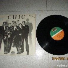 Discos de vinilo: CHIC - REBELS ARE WE - MAXI - HOLLAND - ATLANTIC - REF ATL 20.227 - LV -. Lote 254610670