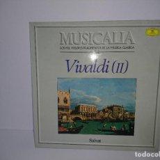 Discos de vinilo: MUSICALIA LP N54. Lote 254611535