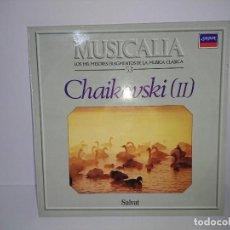 Discos de vinilo: MUSICALIA LP N53. Lote 254612305