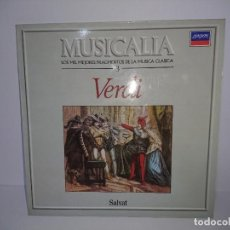 Discos de vinilo: MUSICALIA LP N3. Lote 254612595