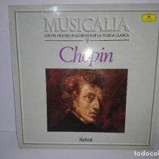 Discos de vinilo: MUSICALIA LP N9. Lote 254612800