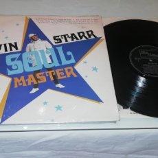 Discos de vinilo: EDWIN STARR SOUL MASTER DISCO VINILO LP.. Lote 254613130