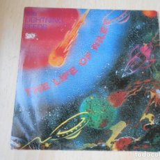 Discos de vinilo: LIGHTNING SEEDS, THE, SG, THE LIFE OF RILEY + 1, AÑO 1992 MADE IN ENGLAND. Lote 254615930