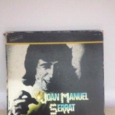 Discos de vinilo: VINILOS JOAN MANUEL SERRAT ALBÚN DE ORO. Lote 254617110