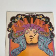 Discos de vinilo: FOLLIES ORIGINAL BROADWAY CAST VINILO A ESTRENAR EDICIÓN USA (3,33 ENVÍO CERTIFICADO). Lote 254621230