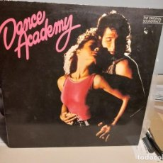 Discos de vinilo: DOBLE LP DANCE ACADEMY ( THE ORIGINAL SOUNDTRACK ) GUIDO E MAURIZIO DE ANGELIS. Lote 254623155