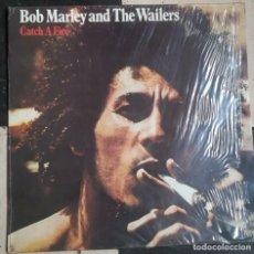 Discos de vinilo: BOB MARLEY & THE WAILERS CATCH A FIRE.. Lote 254623890