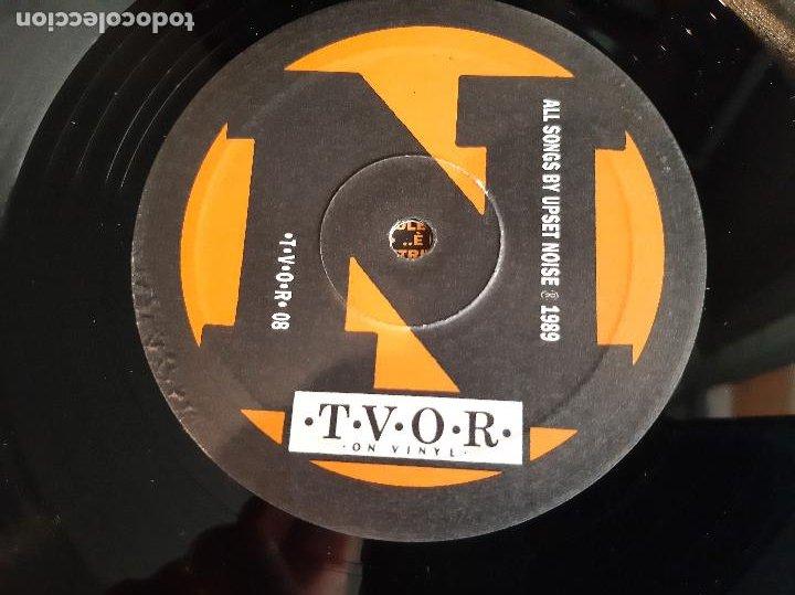 """Discos de vinilo: UPSET NOISE -GROWING PAIN- (1989) MINI ALBUM 12"""" - Foto 3 - 254625875"""