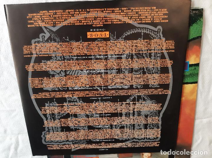 """Discos de vinilo: UPSET NOISE -GROWING PAIN- (1989) MINI ALBUM 12"""" - Foto 5 - 254625875"""