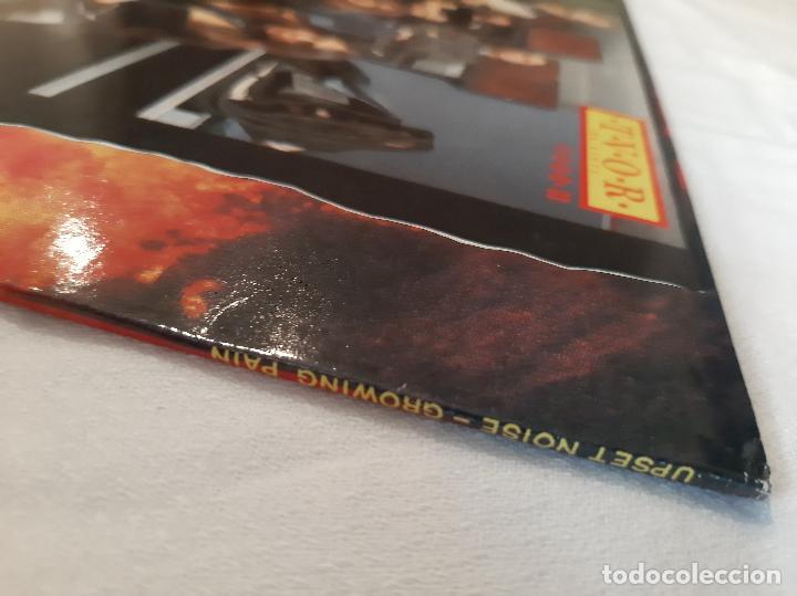 """Discos de vinilo: UPSET NOISE -GROWING PAIN- (1989) MINI ALBUM 12"""" - Foto 7 - 254625875"""