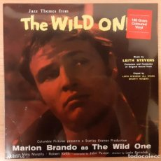 Discos de vinilo: THE WILD ONE (SALVAJE) LEITH STEVENS, SHORTY ROGERS 180 GRMS. DOL RECORDS 2015 PRECINTADO. Lote 254630855