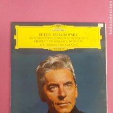 Discos de vinilo: PETER TCHAIKOVSKY SINFONIA, PATETICA Nº 6 EN SI MENOR OP. 74, LP. Lote 254631875
