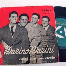 Discos de vinilo: MARINO MARINI-EP NEL BLU DIPINTO DI BLU +3. Lote 254643790