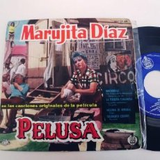 Discos de vinilo: MARUJITA DIAZ-EP MACARENAS +3. Lote 254644325