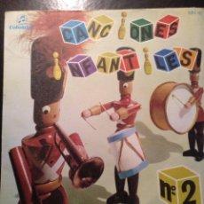 Discos de vinilo: CANCIONES INFANTILES VOL.2 COLUMBIA 1964. Lote 254667665