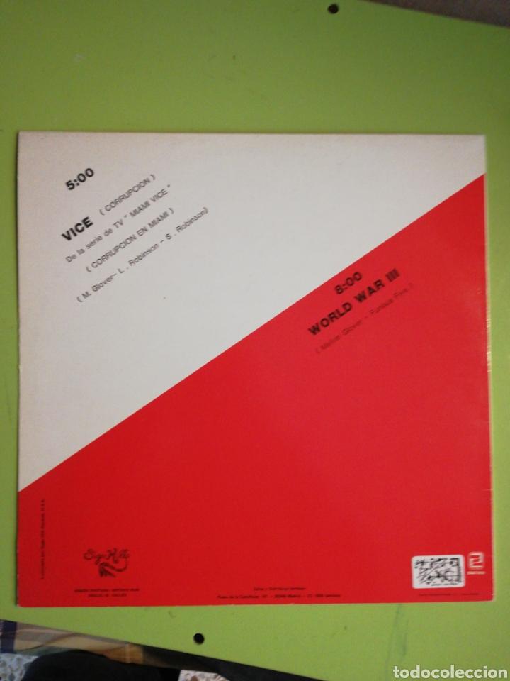 Discos de vinilo: From míami vice grand Master melle mel - Foto 2 - 254683585