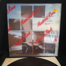 Discos de vinilo: EP THE ART OF NOISE FEATURING TOM JONES - KISS, 1988 ESPAÑA, AÚN CON PARTE DE PRECINTADO, NUEVO. Lote 254688050