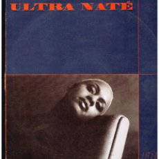 Discos de vinilo: ULTRA NATE - FREE - MAXI SINGLE 1997 - ED. ESPAÑA. Lote 254692835