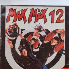Discos de vinilo: MAX MIX 12 - CARPETA DOBLE - SOLO VINILO 2. Lote 254702175