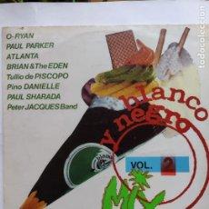 Discos de vinilo: BLANCO Y NEGRO MIX - VOLUMEN 2 - MIXED BY RAUL ORELLANA. Lote 254702395