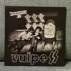 """Discos de vinilo: LP """"VULPESS"""" DIRECTO 1983, EDICIÓN LIMITADA 2012.. Lote 254703190"""