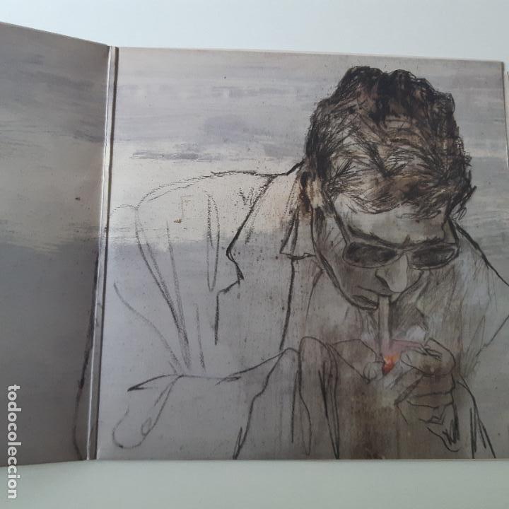 Discos de vinilo: JOAQUIN SABINA- EL HOMBRE DEL TRAJE GRIS - LP 1988 + ENCARTE - EXC. ESTADO. - Foto 2 - 254705555