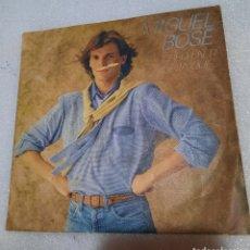 Discos de vinilo: MIGUEL BOSE - CREO EN TI. Lote 254715425