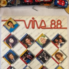 Discos de vinilo: VIVA 88-2 LP-1987-MUY BUEN ESTADO,VINILOS SIN USO. Lote 254715830