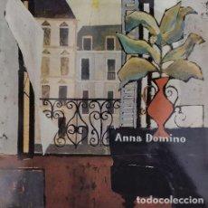 Dischi in vinile: ANNA DOMINO - ANNA DOMNINO - LP DE VINILO SYNTH POP ELECTRONICA - EDICION ESPAÑOLA. Lote 254720020